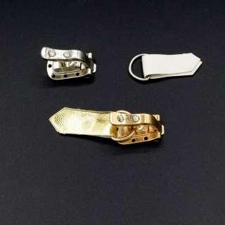 Гачок шубний метал кожзам зі стразами золотистий білий оптом