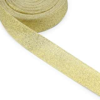 Стрічка оздоблювальна золото 20мм 05В3Г27 оптом
