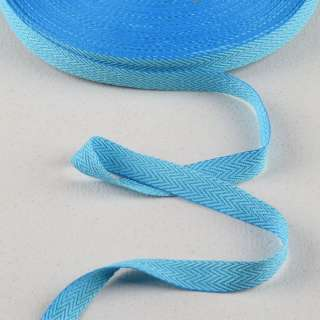 Лента киперная 15мм голубая 14В22Г27 оптом
