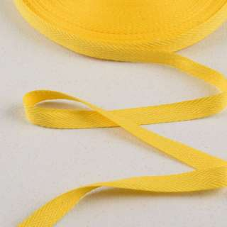 Лента киперная 15мм желтая 14В22Г27 оптом