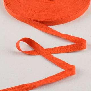 Лента киперная 15мм оранжевая 14В22Г27 оптом