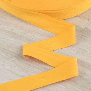 Лента киперная 40мм желтая 15В43Г27 оптом