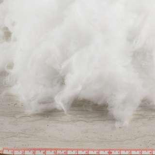Холло- файбер Лебединий пух білий (упаковка 100 г) оптом