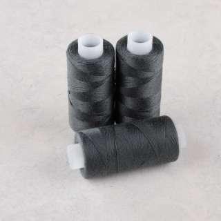Нитки для джинсов 20/3 Омега-36 (150м) цвет 345 серые темные оптом