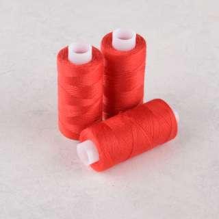 Нитки для джинсов 20/3 Омега-36 (150м) цвет 112 красные оптом