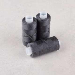 Нитки для джинсов 20/3 Омега-36 (150м) цвет 374 серые темные оптом