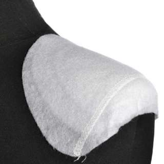 плечевые накладки полуреглан белые нетканный материал 6 слоев15*160*195 оптом