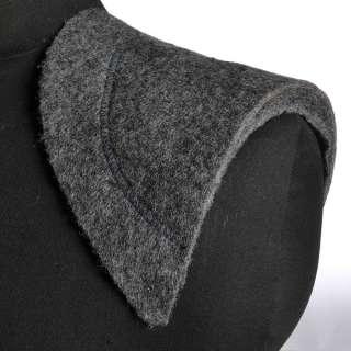 плечевые накладки серые нетканный материал и бортовка 9 слоев 17*160*310 оптом