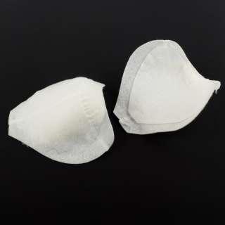 Плечевые накладки нетканный материал 152х165х60 белые (4266) оптом