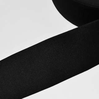 резинка 8 см черная оптом