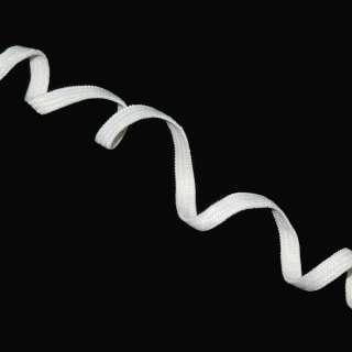 Резинка 5мм белая оптом