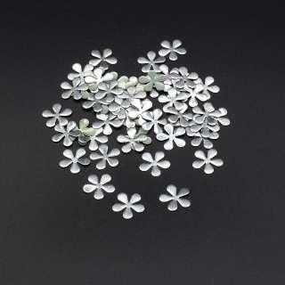 Термострази метал квітка сріблясті оптом