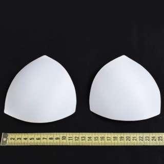Чашки для білизни розмір 0 форма трикутна білі оптом