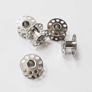Шпулька для побутових машин металева 1см оптом