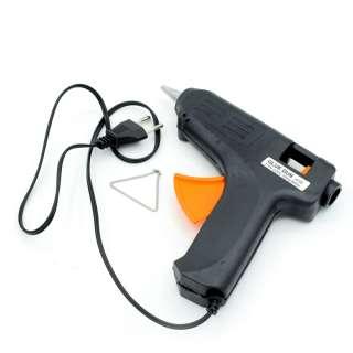 Пистолет клеевой под стержни 11,2 мм черный оптом