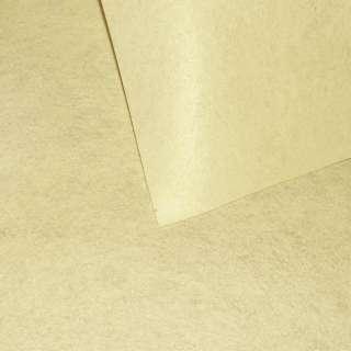 Фетр лист ванильный (0,9мм) 21х30см оптом