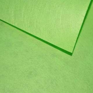 Фетр лист салатовый (0,9мм) 21х30см оптом