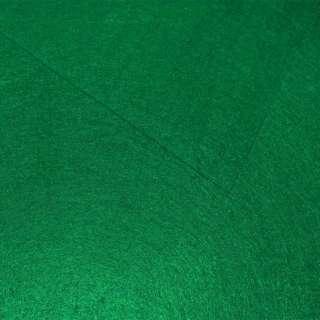 Фетр лист изумрудный (0,9мм) 21х30см оптом