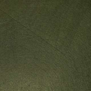 Фетр лист оливковый (0,9мм) 21х30см оптом