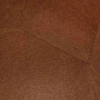 Фетр лист коричневый (0,9мм) 21х30см оптом