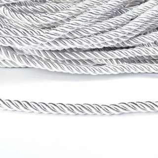 Шнур кручений білий, діаметр 0,9см оптом