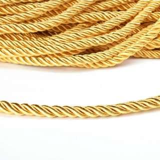 Шнур кручений золото, діаметр 0,9см оптом