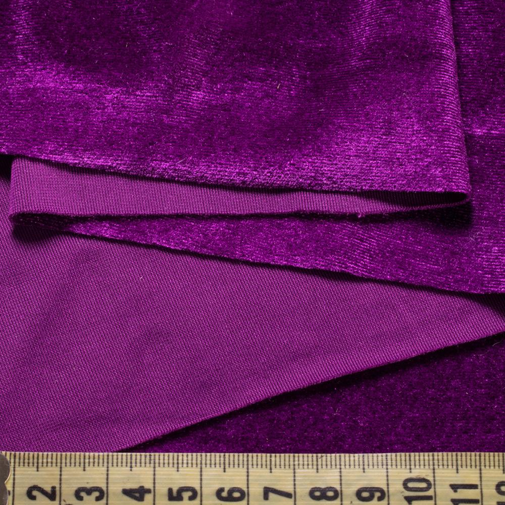 ... Велюр стрейч фіолетовий світлий 51c05b3cdbc90