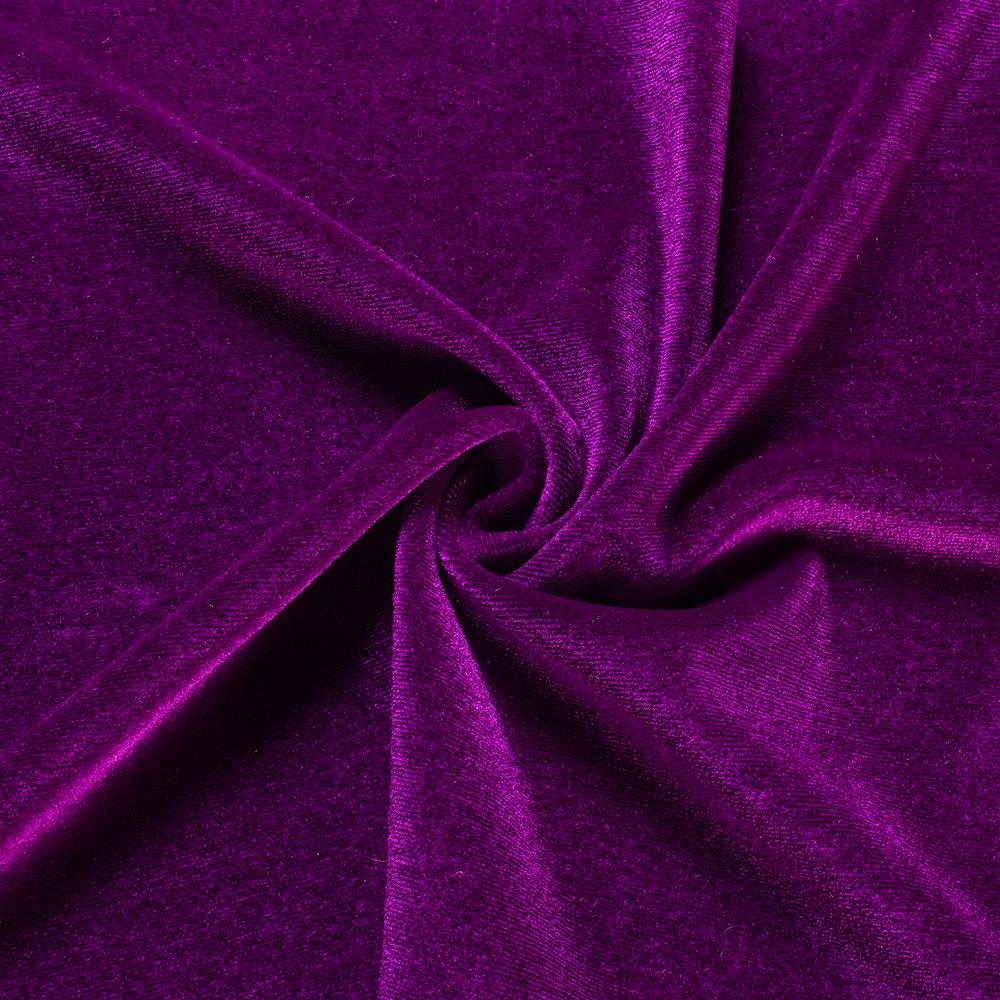 Велюр стрейч фіолетовий світлий 5671d47bad4f5